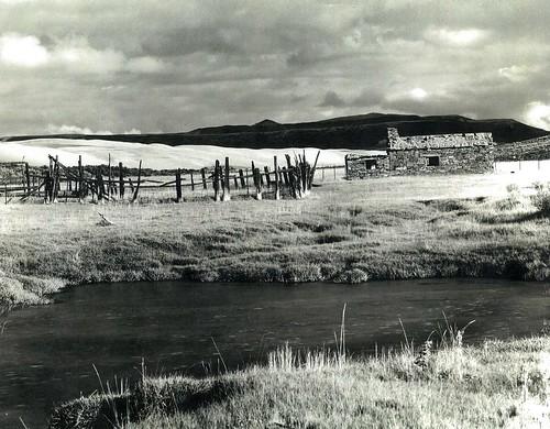 Crookston Ranch historical photo