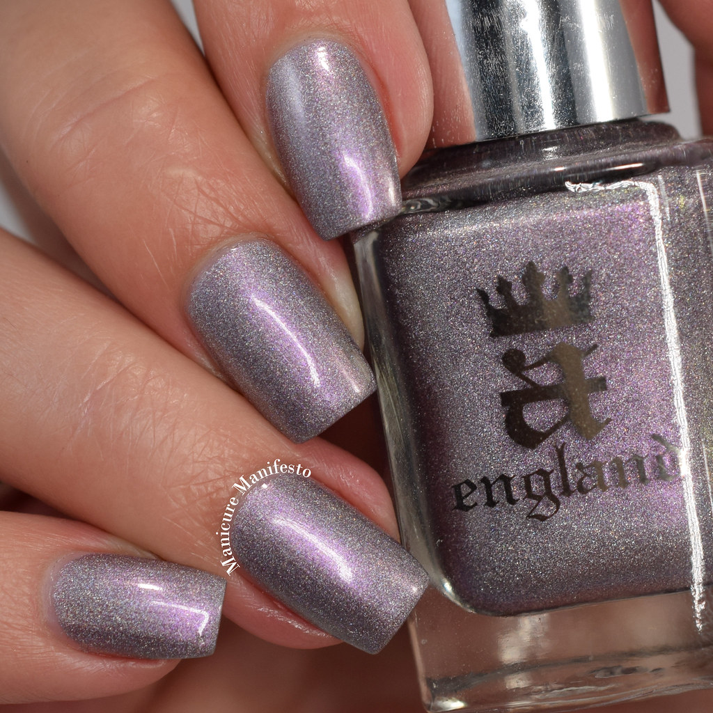 A England Princess Tears swatch