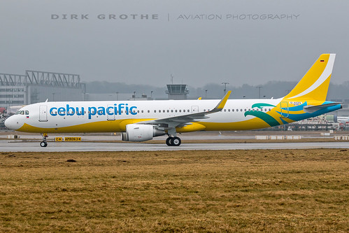 CebuPacificAir_A321_RP-C4111_20180308_XFW-4 | by Dirk Grothe | Aviation Photography