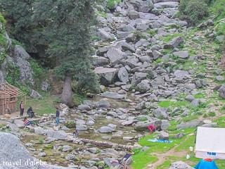Rocky Trails to Kareri Lake Trek