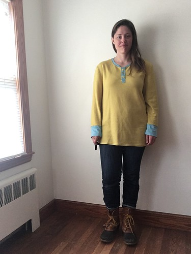 Strathcona + Plantain=A Strathcona Henley for Me! | by patternandbranch