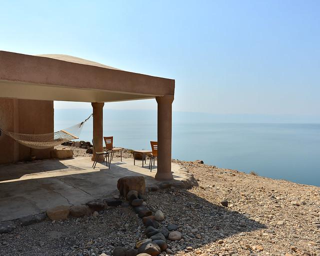 Mujib Chalets, el mejor lugar donde dormir en el Mar Muerto