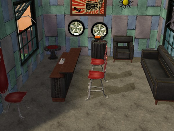 The Sims 2 Apartment Life Apartman Hayatı Social Groups Sosyal Gruplar Gearheads