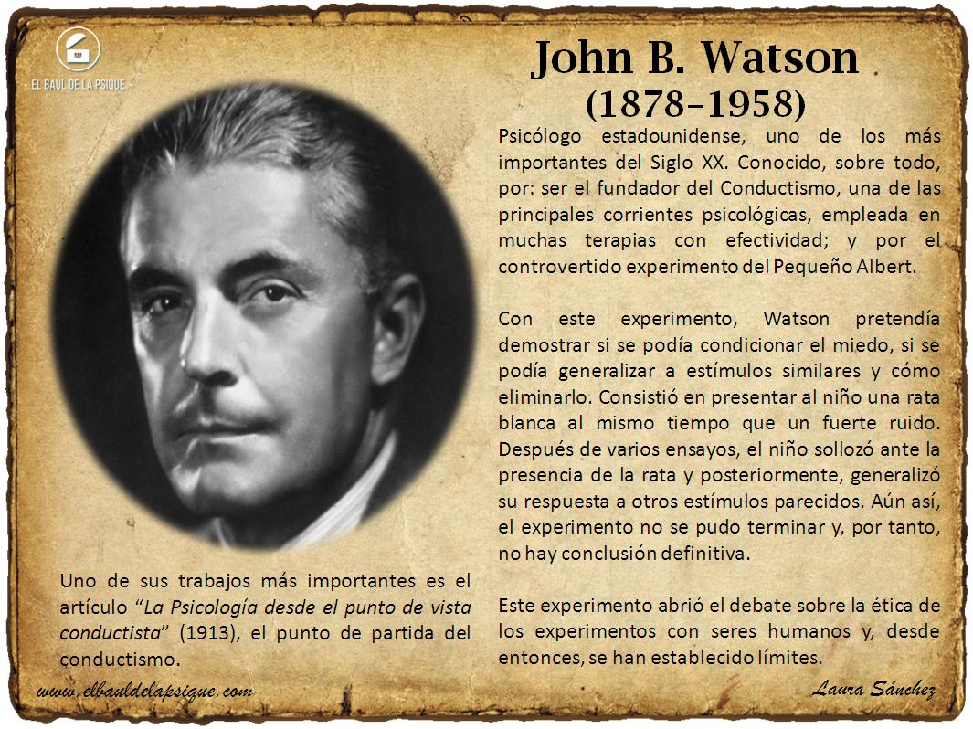 El Baúl de los Autores: John Watson