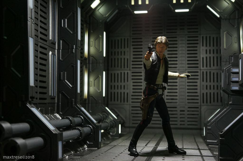 SHF Han Solo of Star Wars