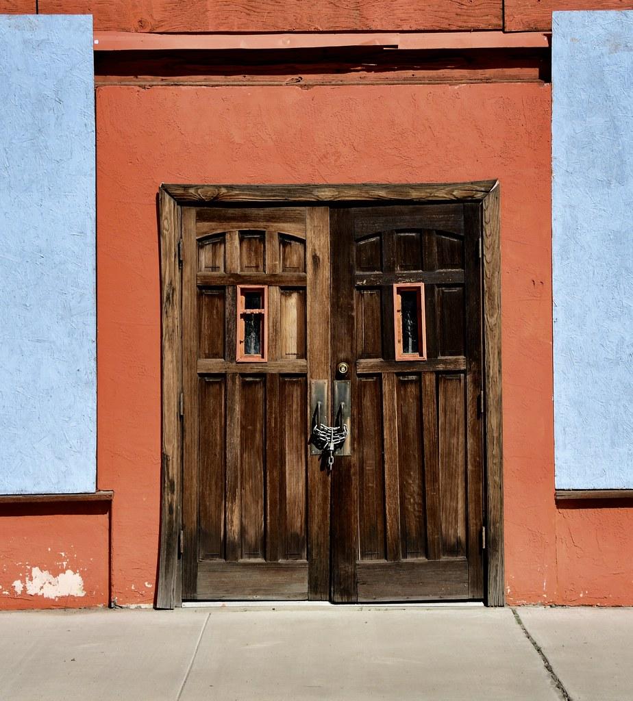 ... The Doors of Miami (Arizona) | by tvdflickr & The Doors of Miami (Arizona) | The doors of this building ar\u2026 | Flickr