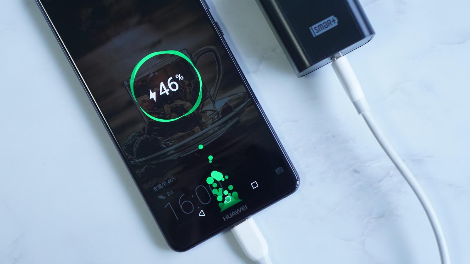 Quick Charge 3.0のUSB急速充電器