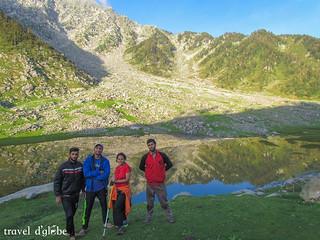 Kareri Lake Trek Group Offer