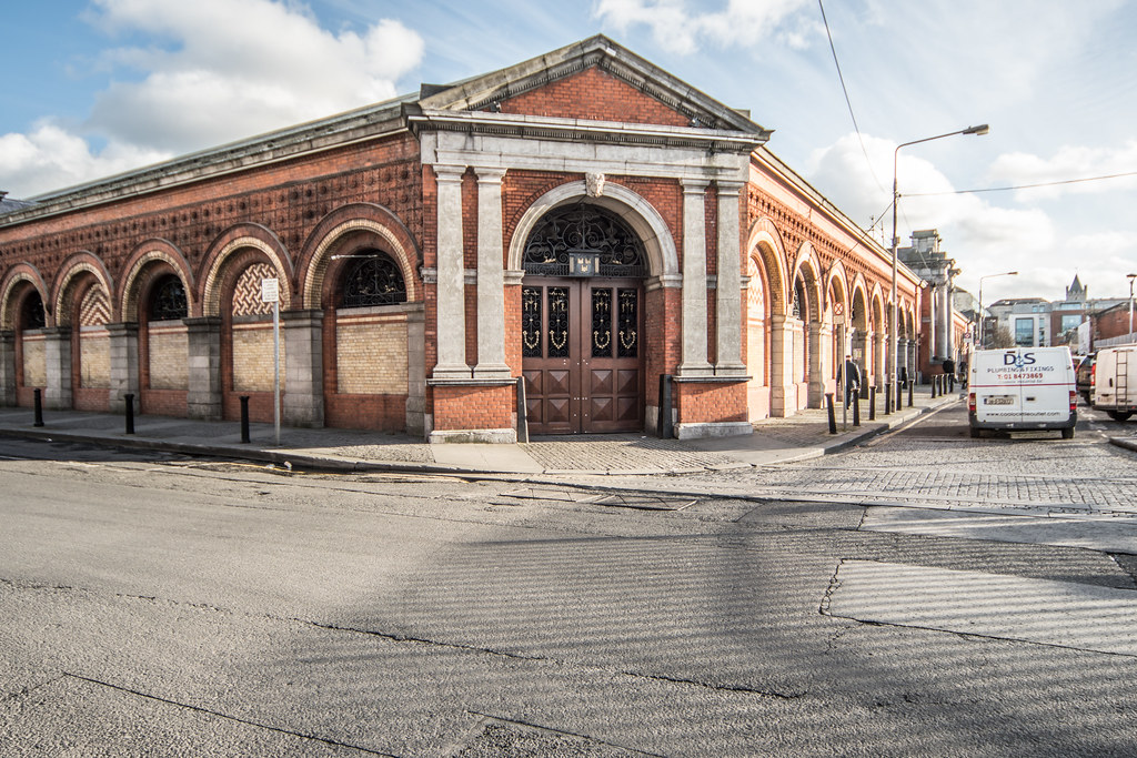 DUBLIN CORPORATION WHOLESALE MARKETS  002