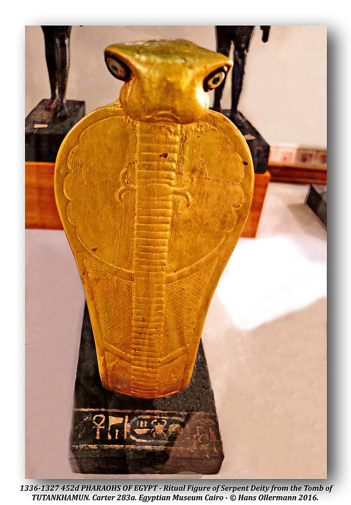 1336 1327 452d pharaohs of egypt ritual figure of a serp flickr