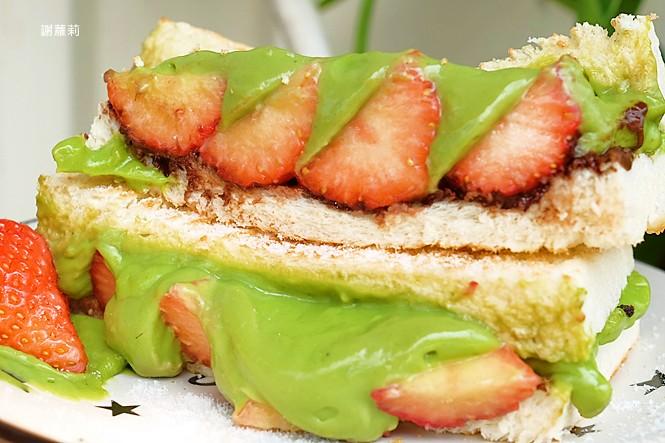 39138548470 280839cf9a b - 卯食堂 | 豐原早餐推薦 肉蛋吐司、麵線專賣,激推季節限定超美的抹茶草莓三明治,這個真的好好吃!