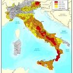 Italia dei terremoti