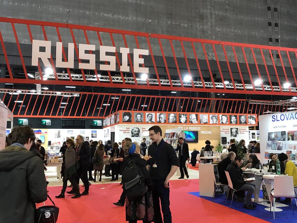 Salon du livre de paris 2018 flickr for Salon du livre paris 2018