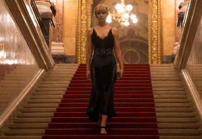 Red Sparrow location