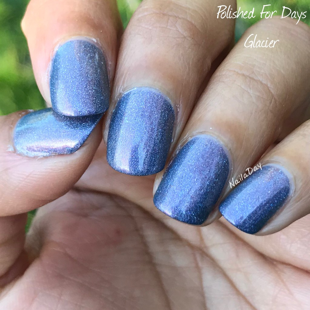 NailaDay: Polished For Days Glacier