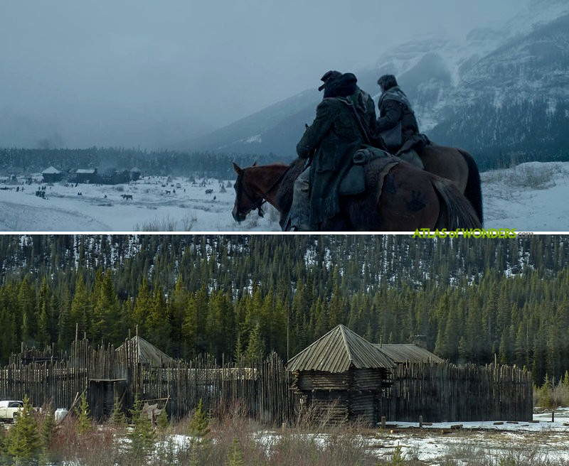 The Revenant location