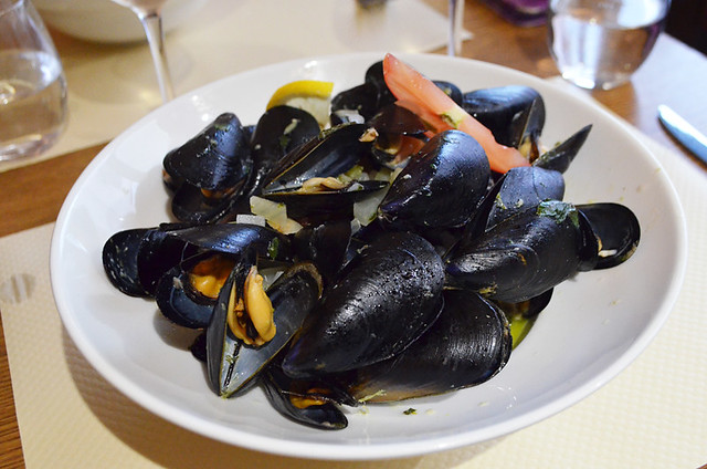 Mussels, Corsica