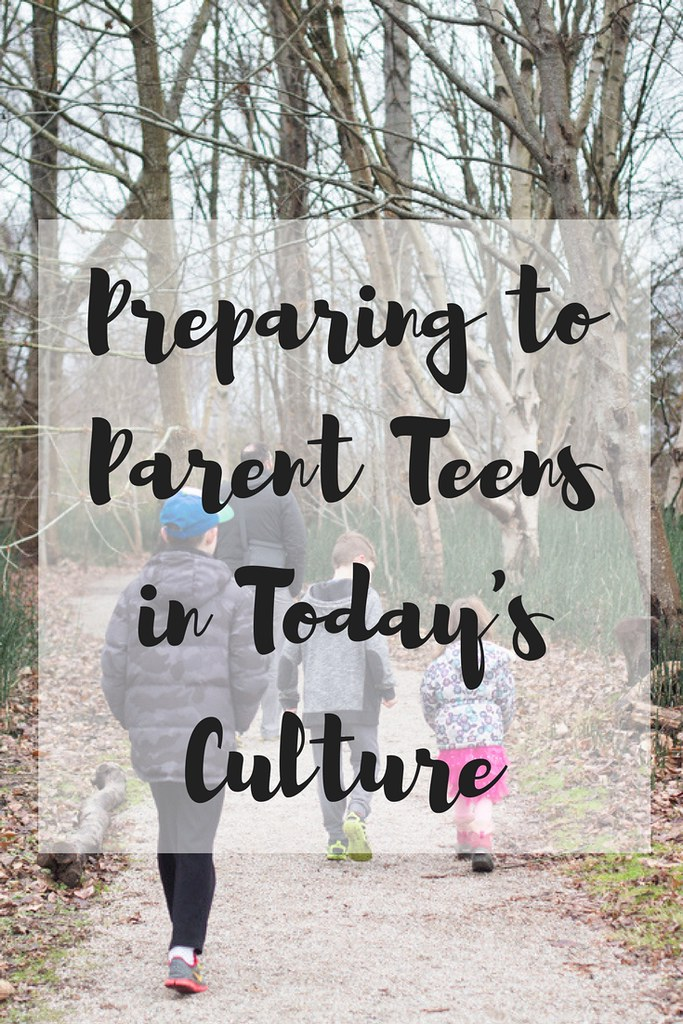 How can we prepare ourselves and our children for the upcoming teenage stage? What is most important as we move forward?