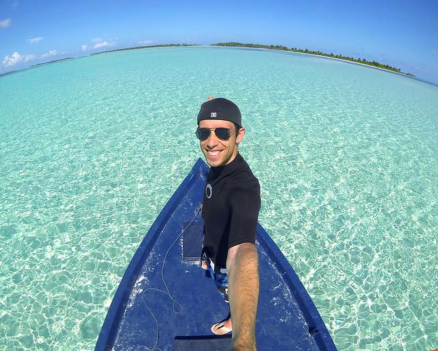 Diario de un Mentiroso en Maldivas