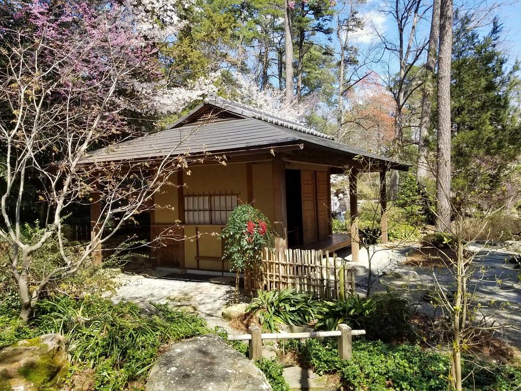 Japanese Tea room at Sarah Duke Gardens. | wandering the gar… | Flickr