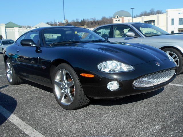 2002 Jaguar XKR | By Splattergraphics 2002 Jaguar XKR | By Splattergraphics