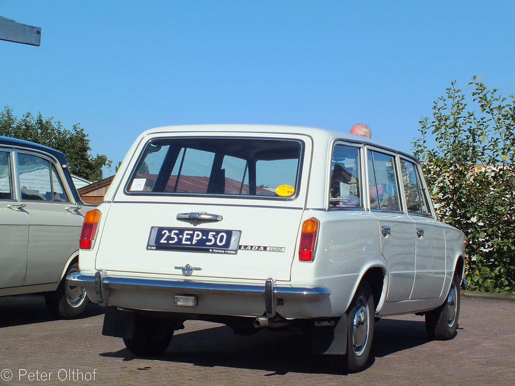 ... 1975 Lada 1200 Station Wagon (VAZ 2102 / Лaдa 2102 / ВАЗ 2102) |