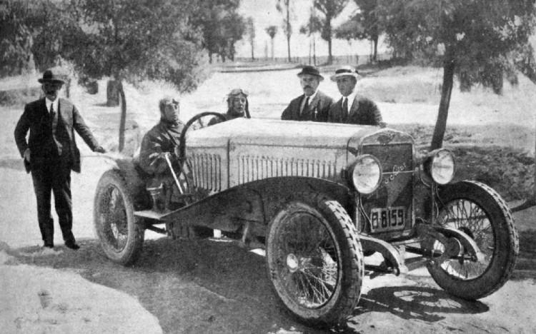 Hispano Suiza Racer 1922 Type T30 Rabassada 25870318347_f1bb0202bb_o