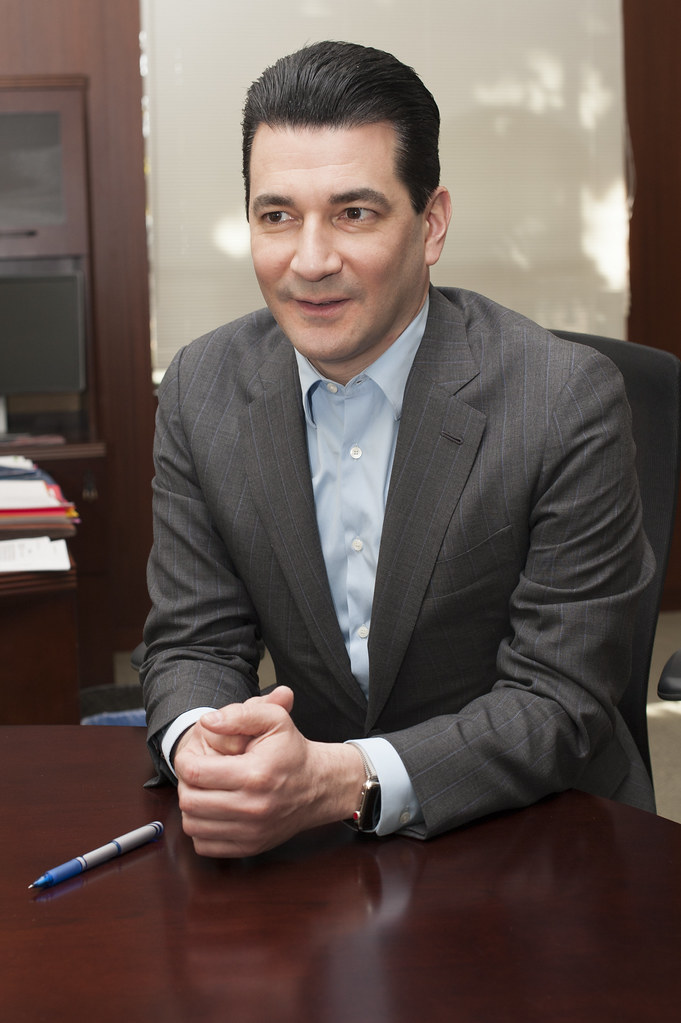 fda commissioner scott gottlieb 9138 by the us food and drug administration