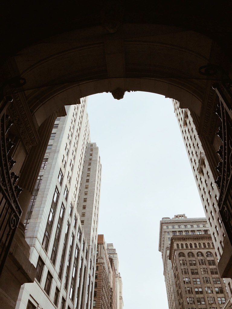 Philadelphia City Hall arch