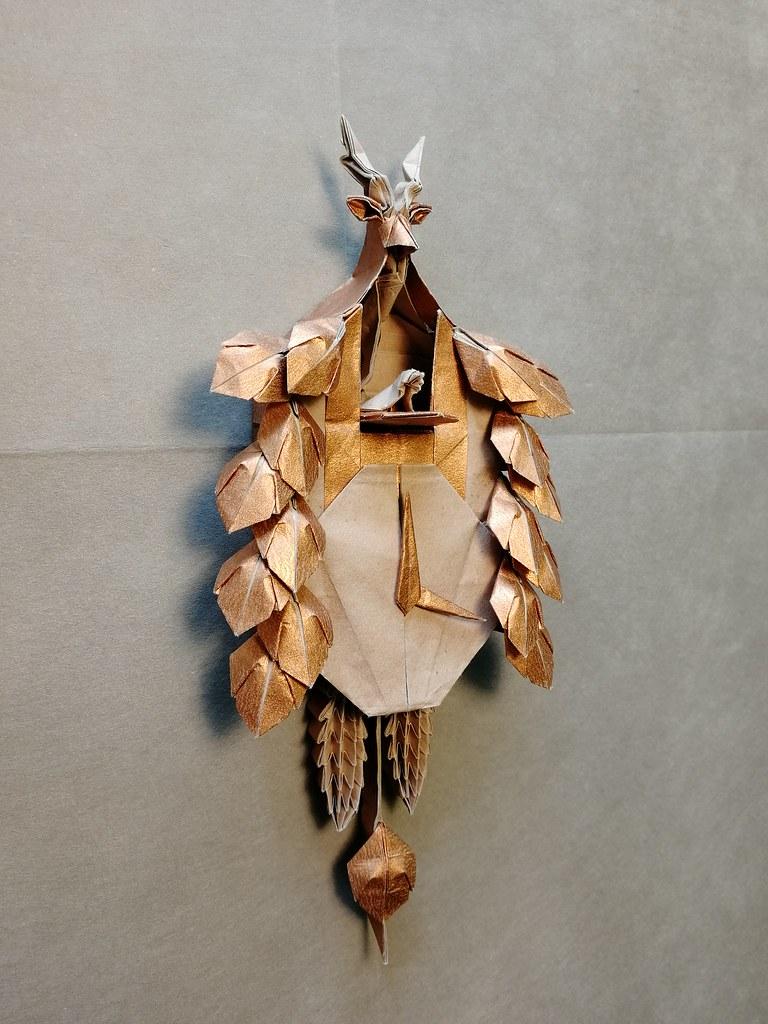 Black Forest Cuckoo Clock Robert Lang