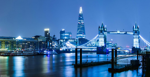 Panoramic View London | by https://www.h2ofotografia.com