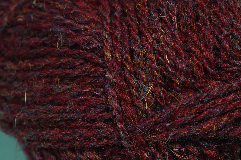 Jameson & Smith Jumper Weight yarn