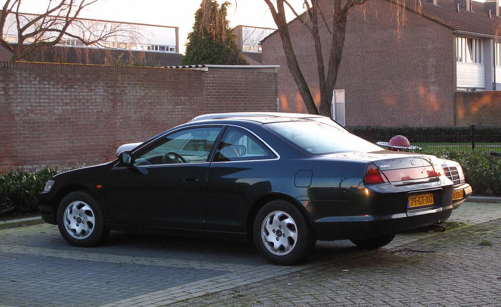 Superior ... 2001 Honda Accord Coupé 2.0i | By Rvandermaar