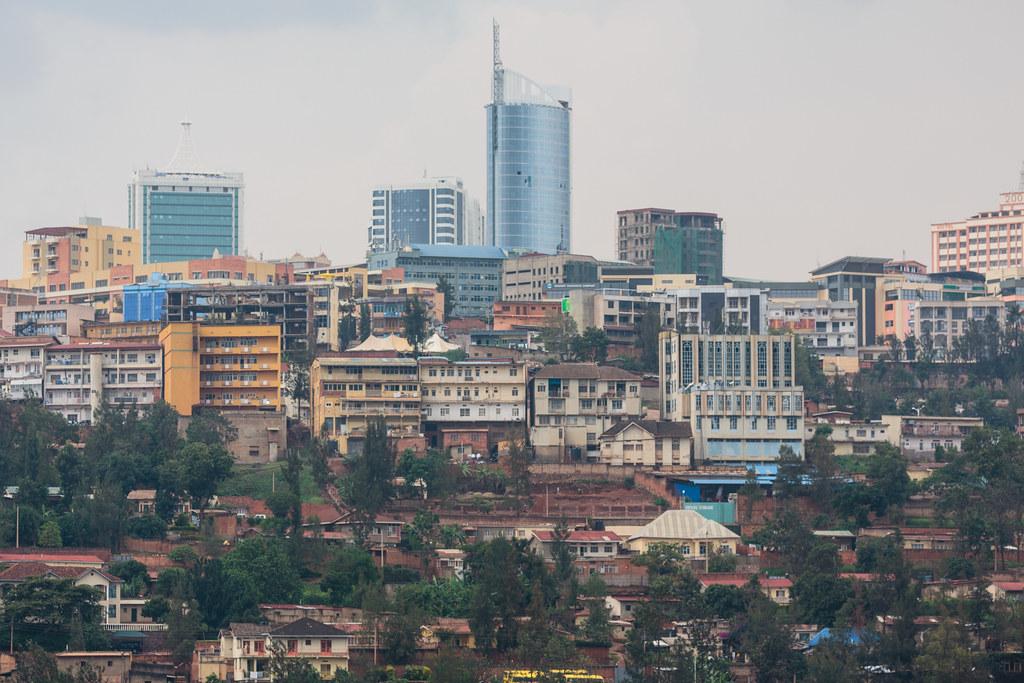 The City Of Kampala Uganda Kampala Is Uganda S National