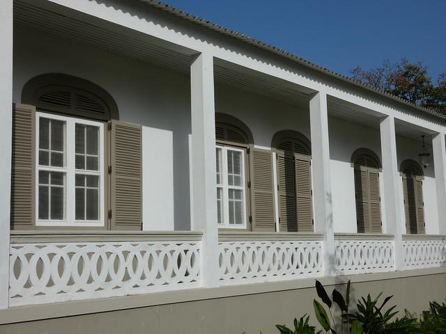 Roça Sundy en isla Príncipe (Santo Tomé y Príncipe)
