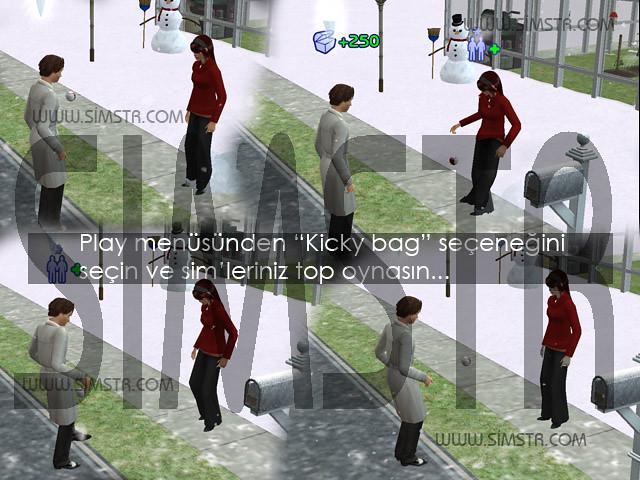 The Sims 2 Kicky Bag