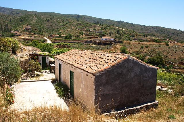 View of Las Fuentes, Tenerife