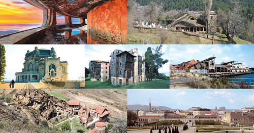 7 Most Endangered heritage sites in Europe for 2018 | by europanostra