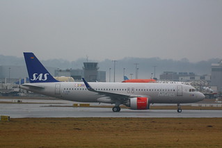 A320neo SAS Scandinavian Airlines Ireland EI-SIF | by XFW-Spotter