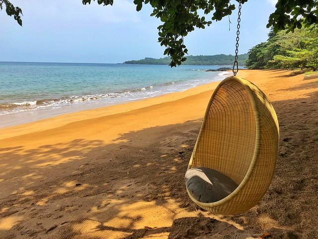 Sundy Praia (Isla de Príncipe)