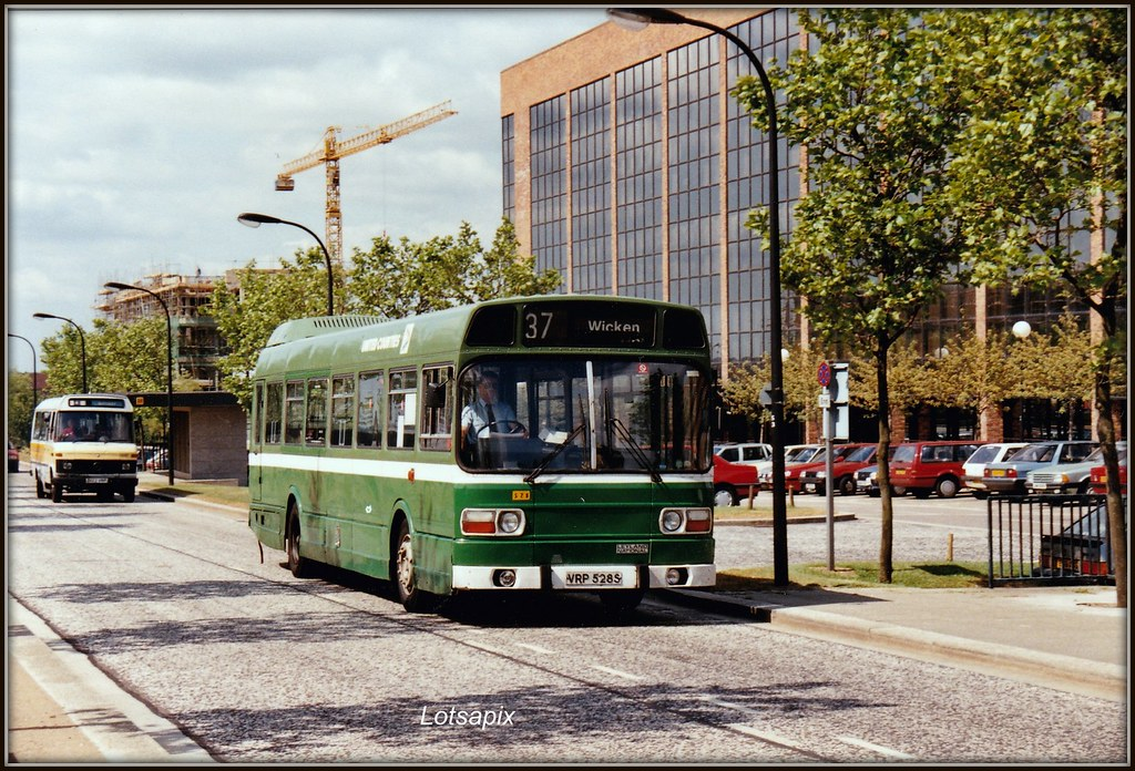 United Counties 528   My favourite bus in my favourite liver