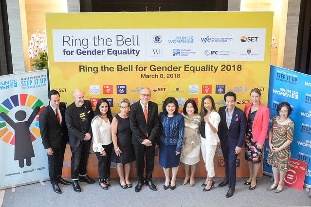 Ring the Bell for Gender Equality | Thailand