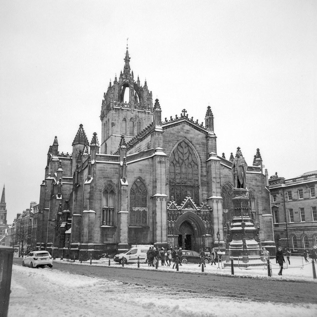 Edinburgh V (Buckenol film developer) | The impressive St ...