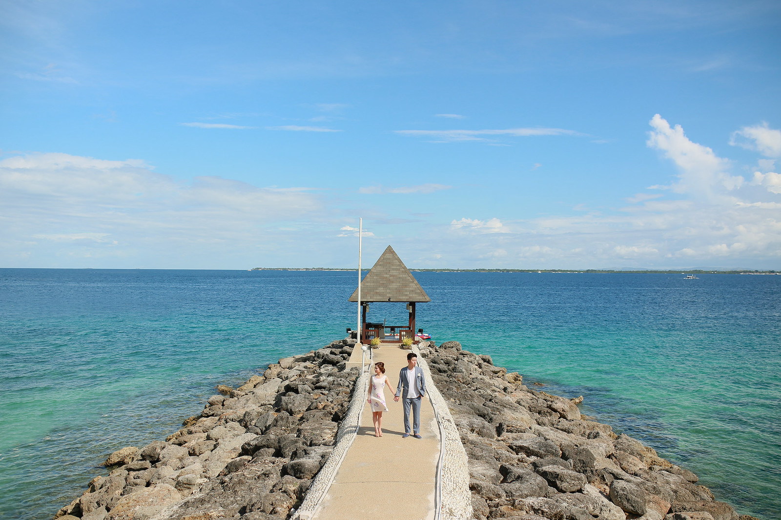Cebu Pre-wedding Session, Shangrila Mactan