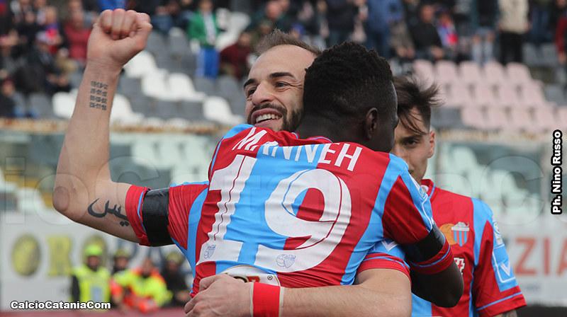 Catania-Reggina in diretta su Sportitalia