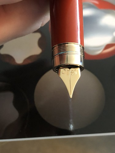 Montblanc Heritage 1914 Coral | by cyrillemaurice