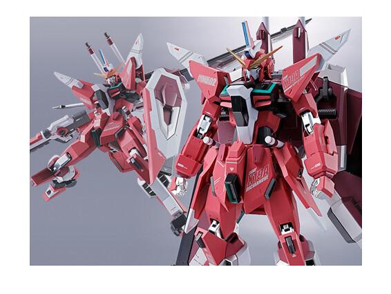 METAL ROBOT魂《機動戰士鋼彈SEED Destiny》ZGMF-X19A 無限正義鋼彈