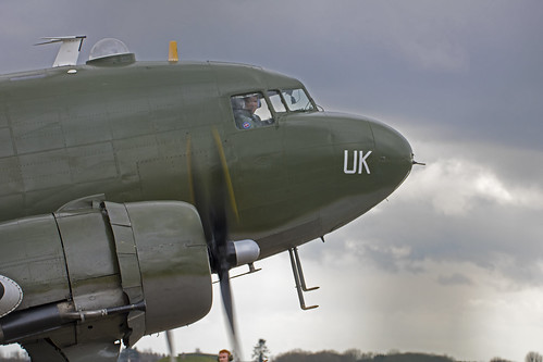 Douglas Dakota C3 - ZA947 - BBMF | by ChrisHowe3051