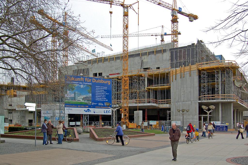 Duisburg Innenstadt Parken