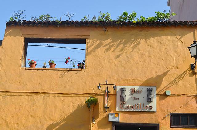 Bar Los Castillos, La Orotava, Tenerife